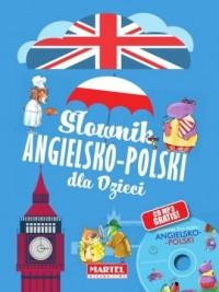 Słownik angielsko-polski dla dzieci - okładka podręcznika
