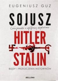Sojusz Hitler - Stalin - Eugeniusz - okładka książki