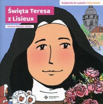 Święta Teresa z Lisieux. Książeczka - okładka książki