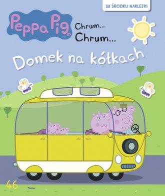 Świnka Peppa Chrum... Chrum Tom - okładka książki