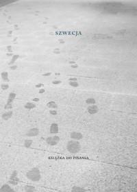 Szwecja. Książka do pisania - Leonard - okładka książki