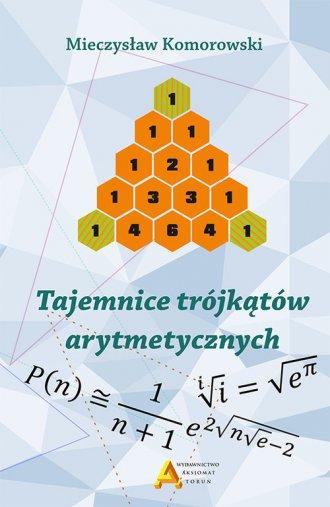 Tajemnice trójkątów arytmetycznych - okładka książki