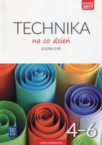 Technika na co dzień 4-6. Szkoła - okładka podręcznika