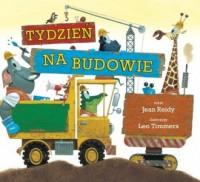 Tydzień na budowie - okładka książki