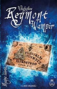 Wampir - Władysław Reymont - okładka książki