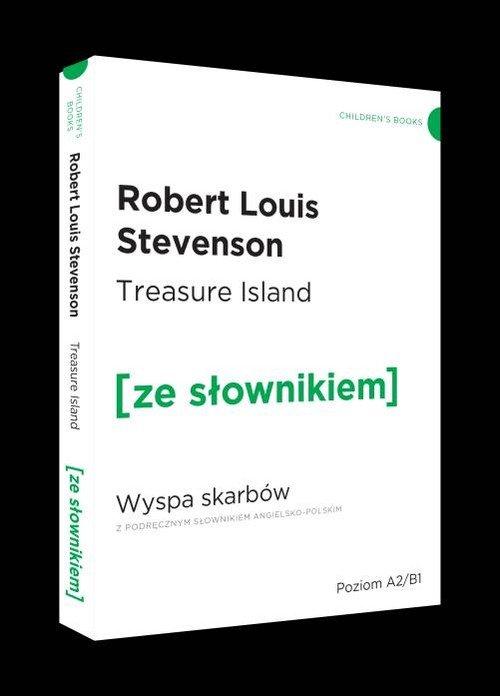 Wyspa skarbów wersja angielska - okładka podręcznika