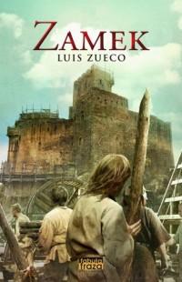Zamek - okładka książki