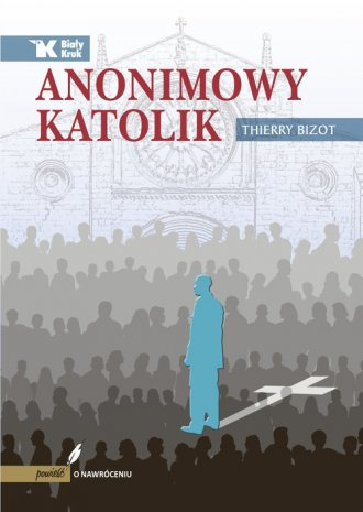 Anonimowy katolik - okładka książki