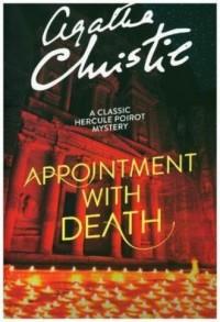 Appointment with Death - Christie - okładka książki