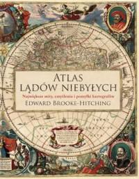 Atlas lądów niebyłych - Edward - okładka książki