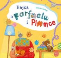 Bajka o Farfoclu i Plamce - okładka książki