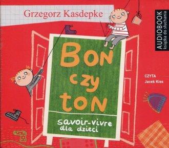 Bon czy ton - pudełko audiobooku