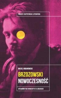 Brzozowski. Nowoczesność - okładka książki
