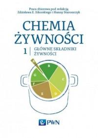 Chemia żywności. Tom 1 - okładka książki