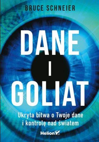 Dane i Goliat. Ukryta bitwa o Twoje - okładka książki