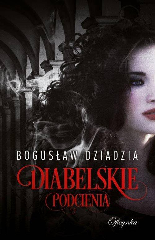 Diabelskie podcienia - okładka książki