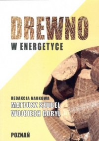 Drewno w energetyce - okładka książki