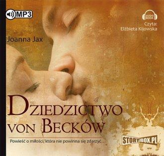 Dziedzictwo von Becków - pudełko audiobooku