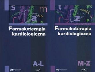 Farmakoterapia kardiologiczna. - okładka książki