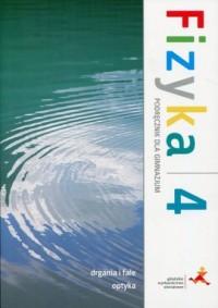 Fizyka z plusem 4. Gimnazjum. Podręcznik - okładka podręcznika