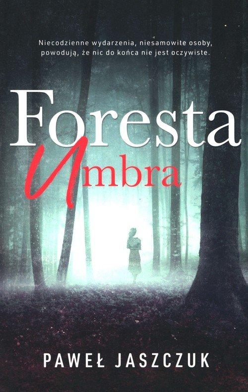 Foresta Umbra - okładka książki