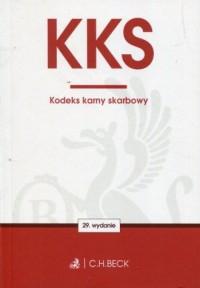 Kodeks karny skarbowy - Wydawnictwo - okładka książki