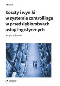 Koszty i wyniki w systemie controllingu - okładka książki