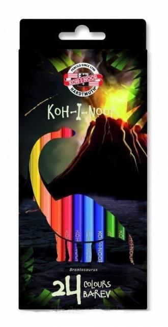 Kredki 3594 Dino 24 kolory - zdjęcie produktu