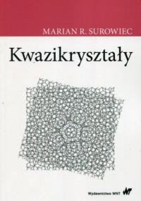 Kwazikryształy - okładka książki