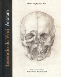Leonardo da Vinci Anatom - Wydawnictwo - okładka książki