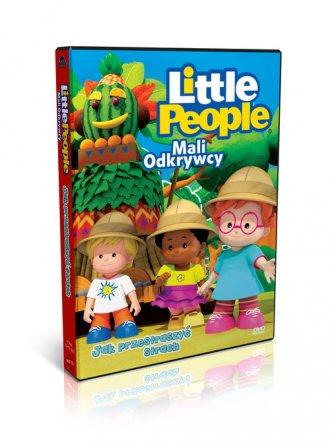 Little People Mali Odkrywcy Jak - okładka filmu
