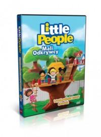 Little People Mali Odkrywcy Wyobraźnia - okładka filmu