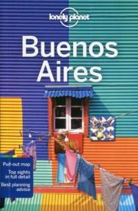 Lonely Planet Buenos Aires - okładka książki