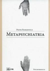 Metapsychiatria - okładka książki