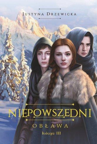 Niepowszedni 3 Obława - okładka książki