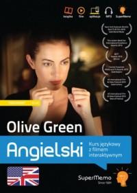Olive Green. Kurs językowy z filmem - okładka podręcznika