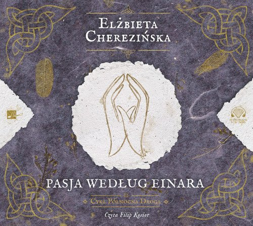 Pasja według Einara - pudełko audiobooku