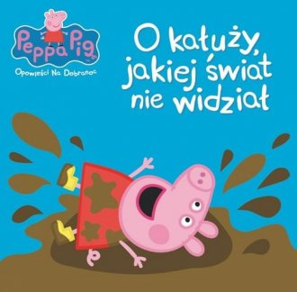 Peppa Pig. Opowieści na dobranoc. - okładka książki