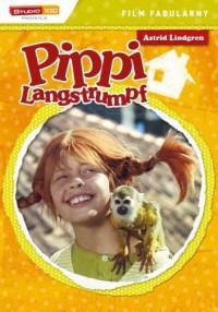 Pippi Langstrumpf. Film fabularny - okładka filmu