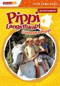 Pippi Langstrumpf. Ucieczka Pippi - okładka filmu