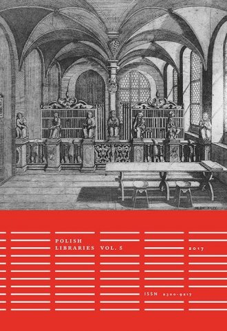 Polish Libraries. vol. 5 - okładka książki