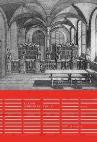Polish Libraries. vol. 5 - Wydawnictwo - okładka książki