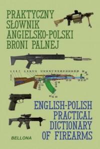 Praktyczny słownik angielsko-polski - okładka książki