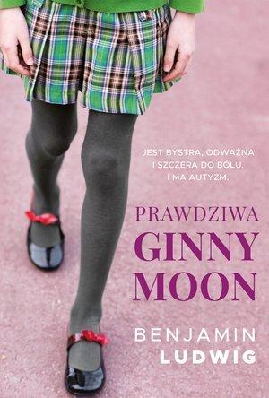 Prawdziwa Ginny Moon - okładka książki