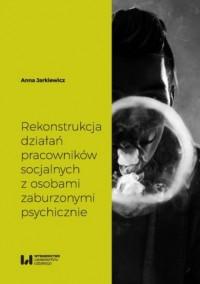Rekonstrukcja działań pracowników - okładka książki