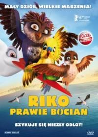 Riko prawie bocian Kino Świat - okładka filmu