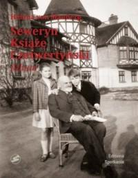 Seweryn książę Czetwertyński - okładka książki