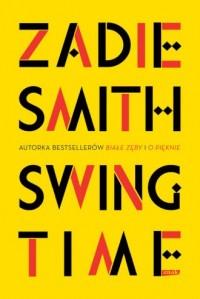 Swing Time - okładka książki