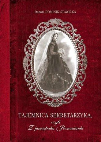 Tajemnica sekretarzyka, czyli Z - okładka książki