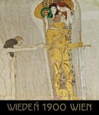 Wiedeń 1900 Wien - Janina Nentwig - okładka książki